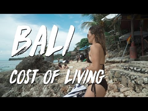 "Bali Indonesia 4k "" Cost Of Living """