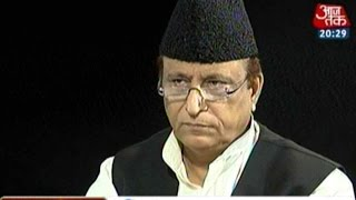 Seedhi Baat: Rahul Kanwal Interviews Azam Khan