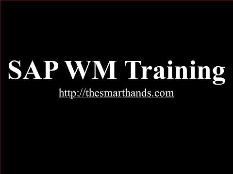 SAP WM Training - Introduction to SAP WM (Video 1)   SAP WM ...