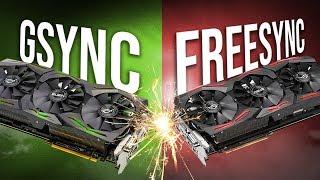 Gsync vs Freesync ¿Para que sirven y cuál es el mejor?