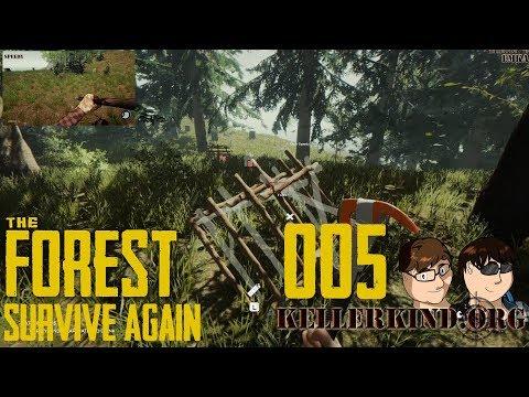 Auf zur Jagd ★ #005 ★ We play The Forest - SURVIVE AGAIN [HD|60FPS]