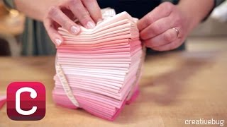 Quilting With Fabric Precuts With Heather Jones I Creativebug