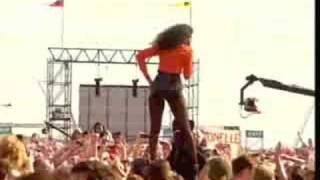 T4 on the Beach 2008 - Kelly Rowland - Work/Dilemma