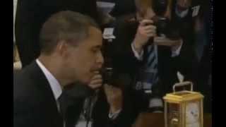 Забавная озвучка событий с Бараком Обамой