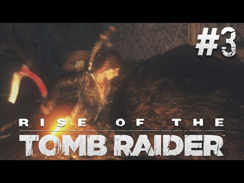 [GEJMR] Rise of the Tomb Raider - EP 3 - Méďa Béďa