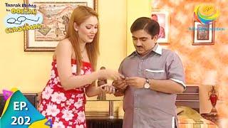 Taarak Mehta Ka Ooltah Chashmah - Episode 202 - Full Episode