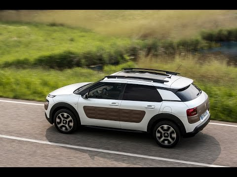 Citroen C4 Cactus BlueHDI 100 Shine Edition Test