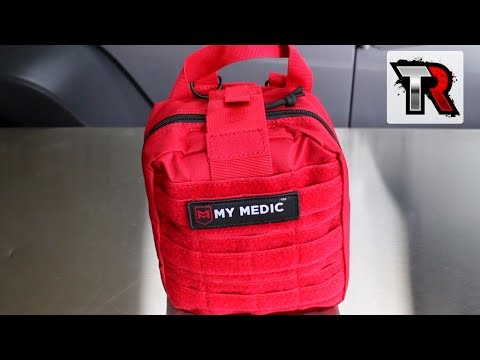 My Medic MyFAK  – First Aid Kit Review