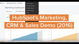 HubSpot Sales Hub video