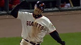 WS2002 Gm5: Kent Hits Two Homers In Giants Big Win