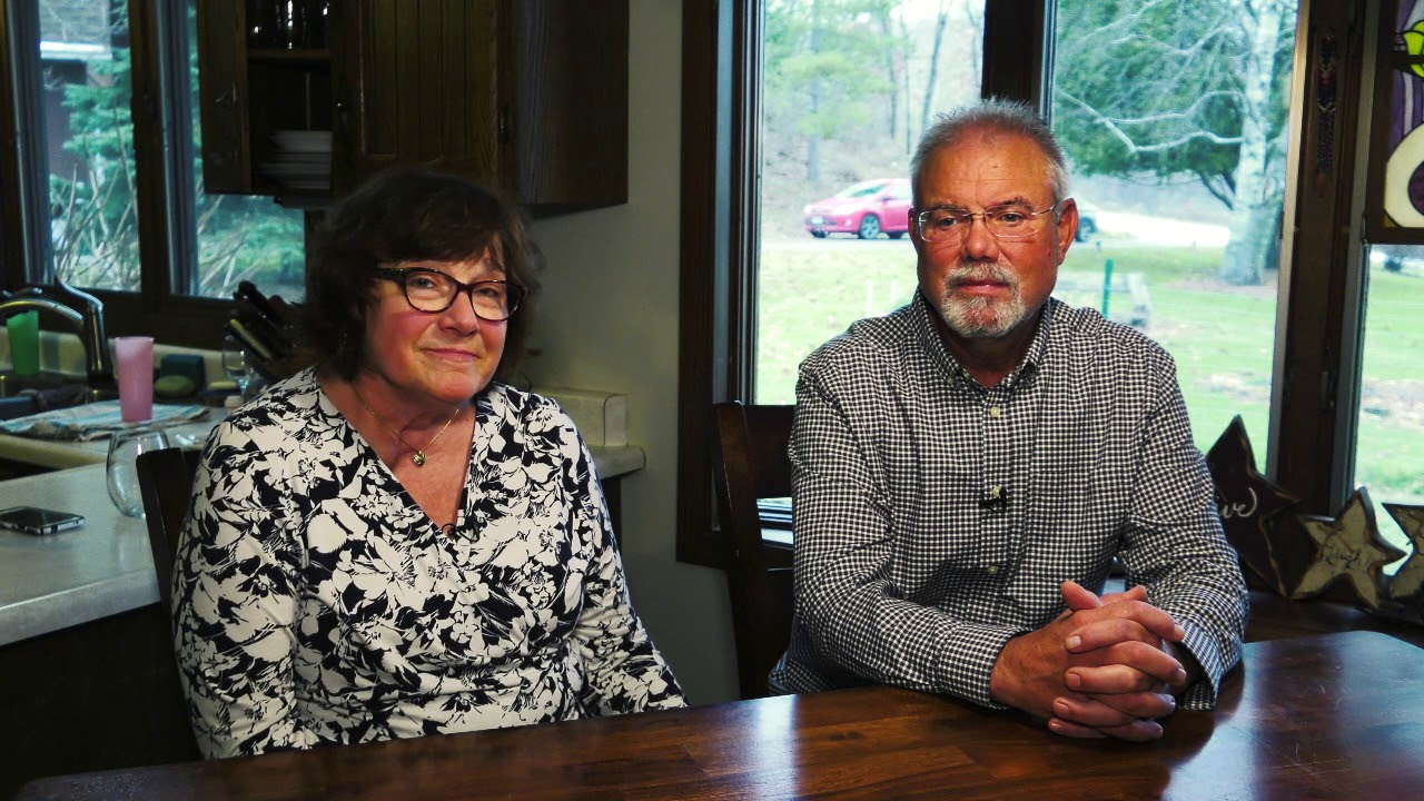 Hupy and Abraham Client Testimonial - Ellen and Steve Olson