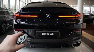 2020 BMW X6 M50i (530hp) - Sound & Visual Review!