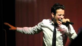 Sex On Fire - Joey McIntyre & Emanuel Kiriakou - 2/12/2011