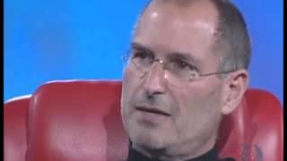 スティーブ・ジョブズが語るソニー失敗の本質とアップルの本質w/BillGates@2007
