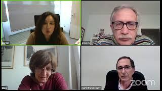 Entrevista María Jesús Pérez Taboada y Francisco J. Martín Santos