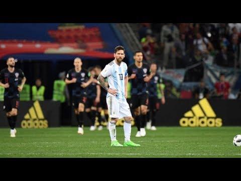 Día 8: La Argentina de Messi, a un paso de quedarse fuera del Mundial