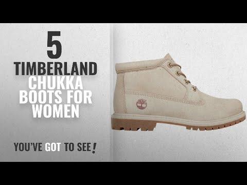 Top 5 Timberland Chukka Boots For Women [2018]: Timberland Nellie Chukka Double Womens Boot UK6