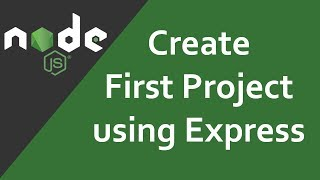 Node js Express Tutorial In Hindi #13 Create First Project Using Express Js