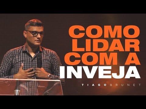 Como lidar com a inveja | Mensagem do Pr. Tiago Brunet