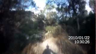 preview picture of video 'Descenso trialera Jacarilla - MTB Callosa'