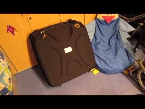 BROMPTON Bike B POD Polaris Travel Case Luggage review 2015