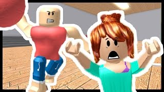 Angry Dodgeball Roblox Escape School Obby Free Online Games