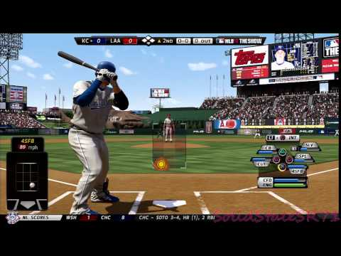 [Playstation Vita] MLB 12 The Show (Impressions/Review)