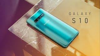 Samsung Galaxy S10 Looks INCREDIBLE!