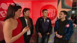 Dynamo amazes Robbie Williams, Davina Mccall & James Corden - HD