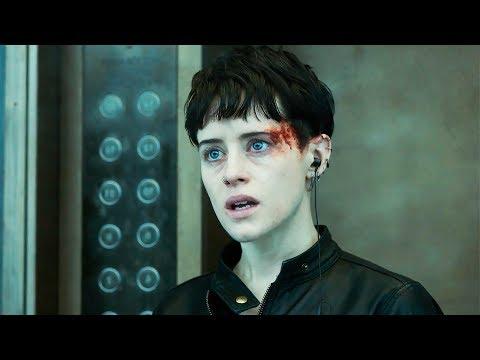 «Девушка, которая застряла в паутине» (2018) — трейлер фильма
