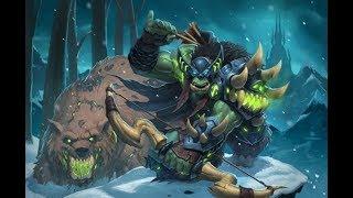 Контроль охотник Рыцари ледяного трона (Ловчий смерти Рексар)
