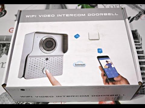 Citofono con videocamera Wifi Electronic Star
