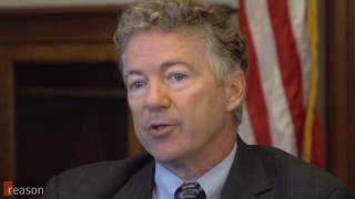 Rand Paul on Why He Voted for Jeff Sessions for Attorney General