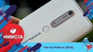 Trên tay Nokia 6 (2018)
