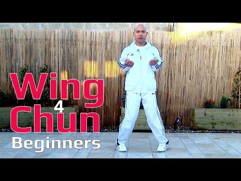 Wing chun for beginners lesson 1 – basic leg exercise