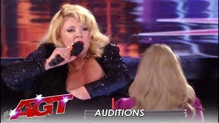 "Kara w/a ""K"" Comedy: You Won't Believe What She Pulls Out Of Her Bra! 