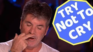 Top 7 Acts *MEN STARTS TO CRY* STRONG MOMENTS ON GOT TALENT!