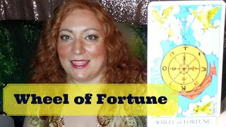 JOURNEY THROUGH THE TAROT: A Week with the WHEEL OF FORTUNE | Introduction to STRENGTH