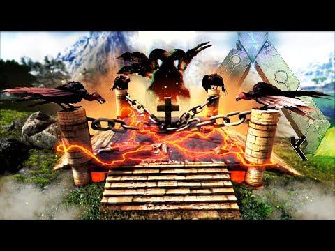 ARK OVERSEER VS ALL BOSSES & ALL BOSSES VS GUARDIANS!! Ark Survival