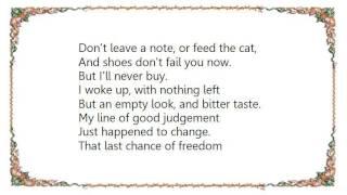 Chevelle - Fizgig Lyrics