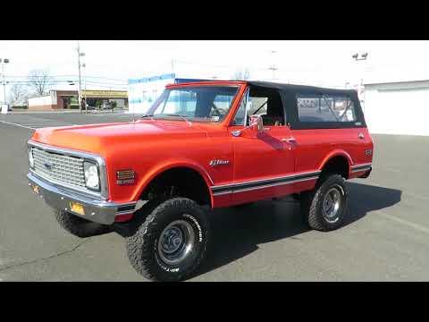 Video of '71 Blazer - LVFA