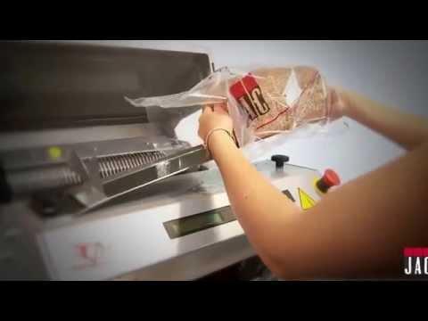 video 1, Trancheuses pain à cadres auto PICOMATIC 450
