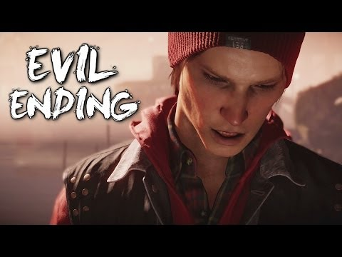Infamous Second Son Evil / Bad Karma Ending - Gameplay Walkthrough Part 5 (PS4)