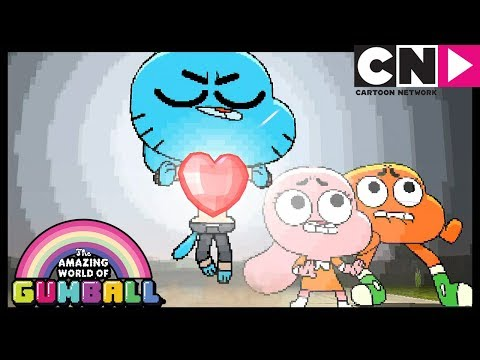 Gumball Elmore Paradox The Console Cartoon Network