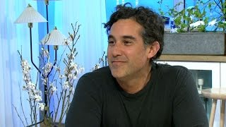 Joshua Radin berättar om kärleken till Sverige - Nyhetsmorgon (TV4)