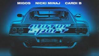 "[Official Instrumental] Migos & Nicki Minaj Cardi B   ""MotorSport"" (BEST ON YOUTUBE !)"
