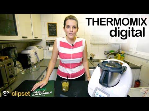 Thermomix TM5 digital review en español