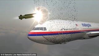 Шокирующие доказательства причастности России к крушению боинга на Донбассе!