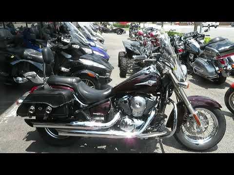 2012 Kawasaki Vulcan® 900 Classic LT in Sanford, Florida - Video 1