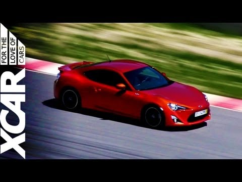Toyota GT86, road and track review - XCAR